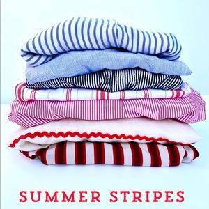 Summer Stripes Coming soon!❤️